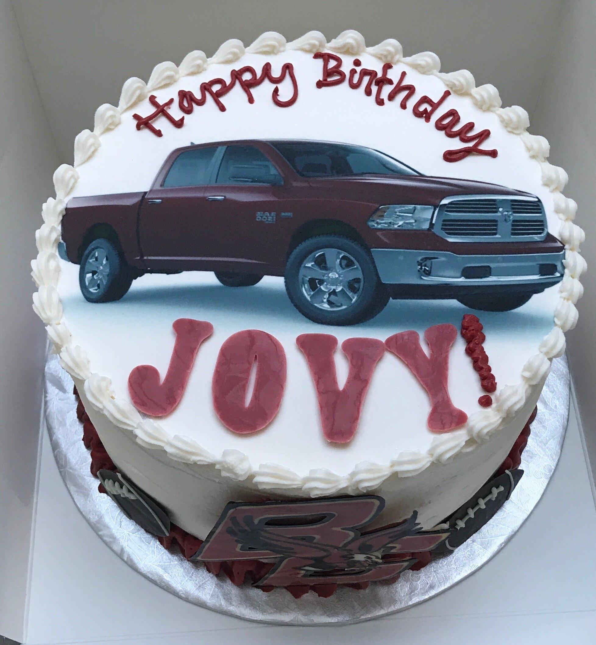 Order Custom Birthday Cakes In Nyc Bebe Bakes