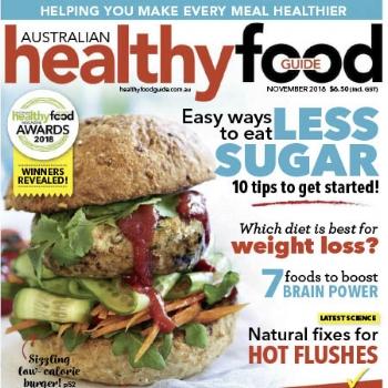 Healthy Food Guide Nov 2018