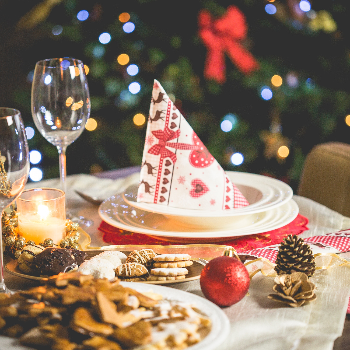 The best foods to load your plate with on Christmas Day, according to a dietitian via myBody+Soul