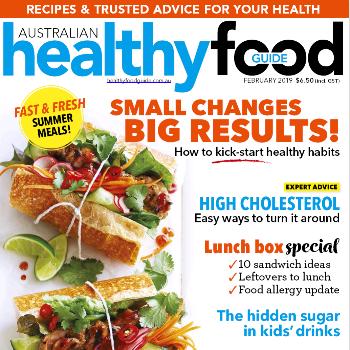 Healthy Food Guide Feb 2019
