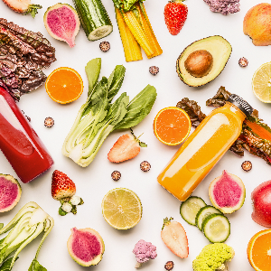 You should be eating AT LEAST 30 types of plants each week for this reason via myBody+Soul