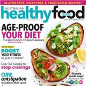 Healthy Food Guide April 2019