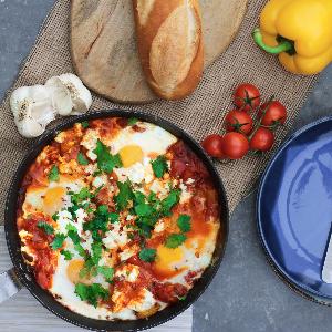 What a week of meals on the Mediterranean diet looks like via myBody+Soul