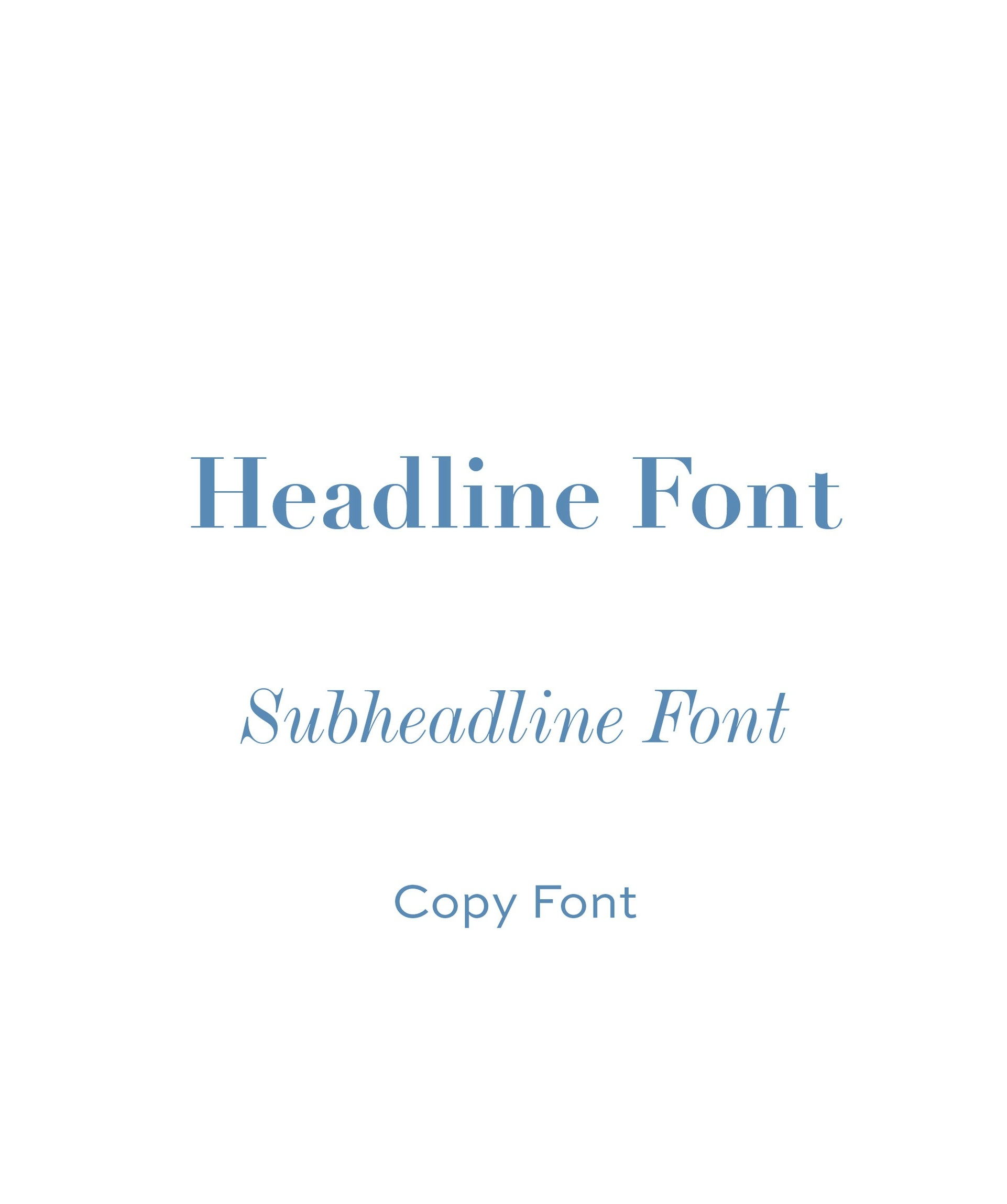 Typography Curation