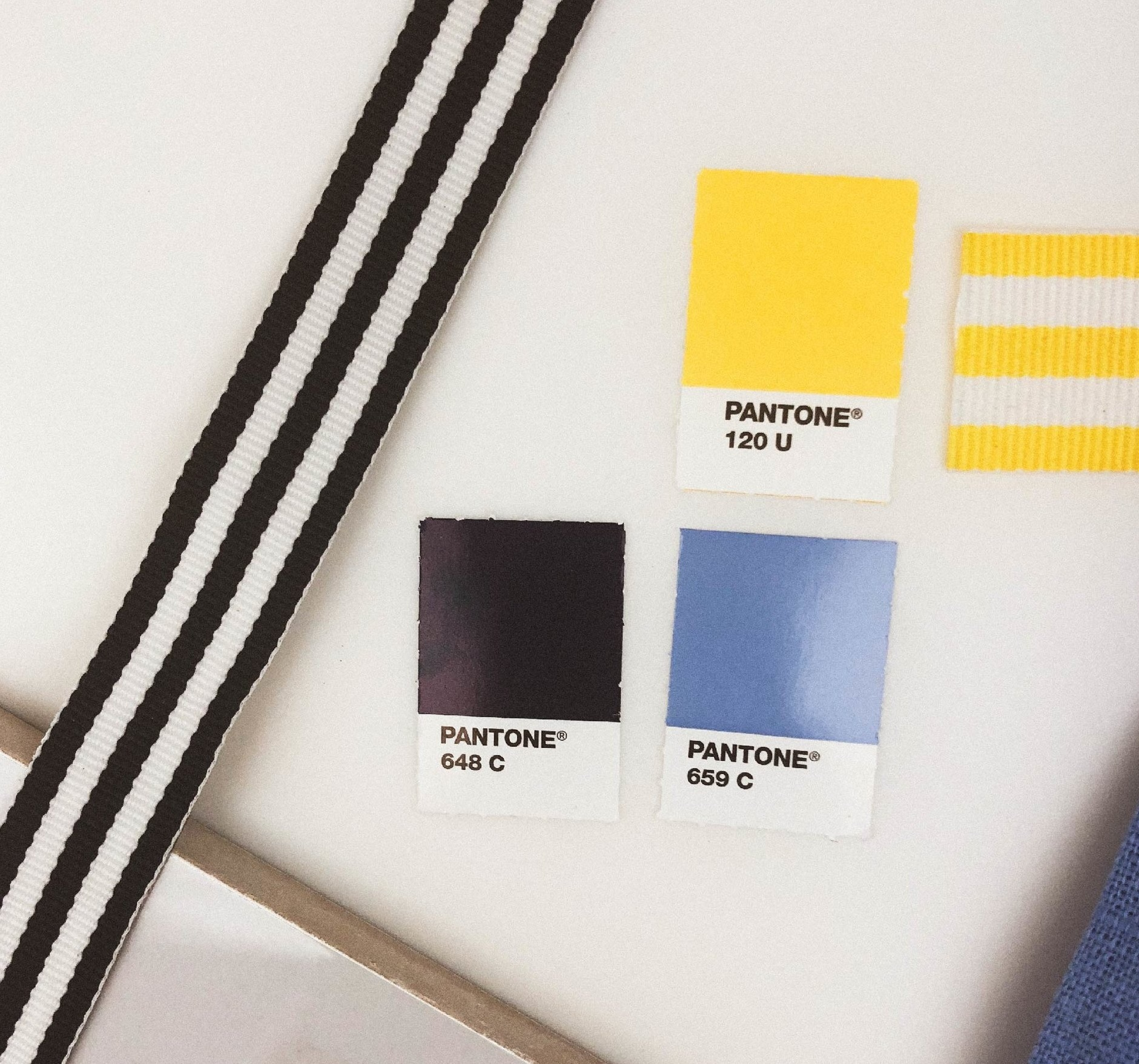 Matching  Ribbon for Precise PMS Colors