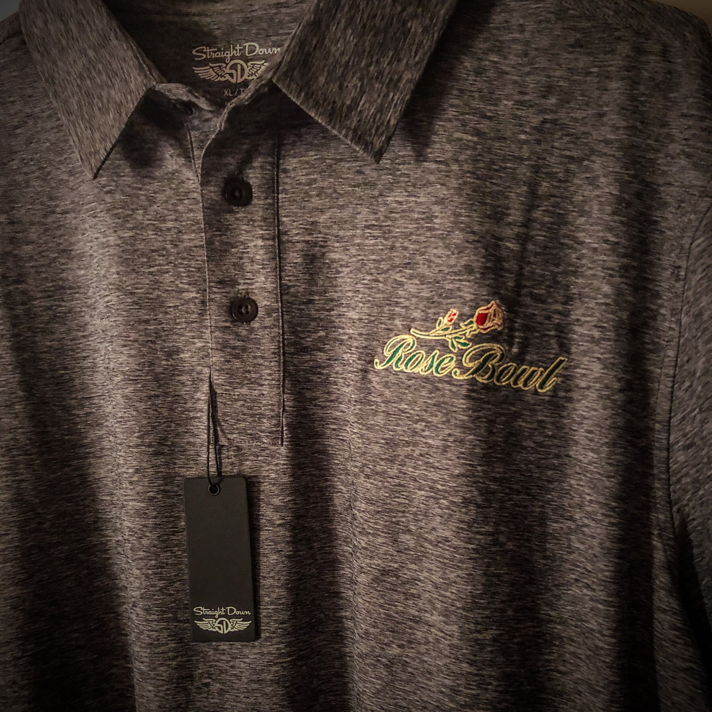 Embroidered Golf Polos for The Rose Bowl