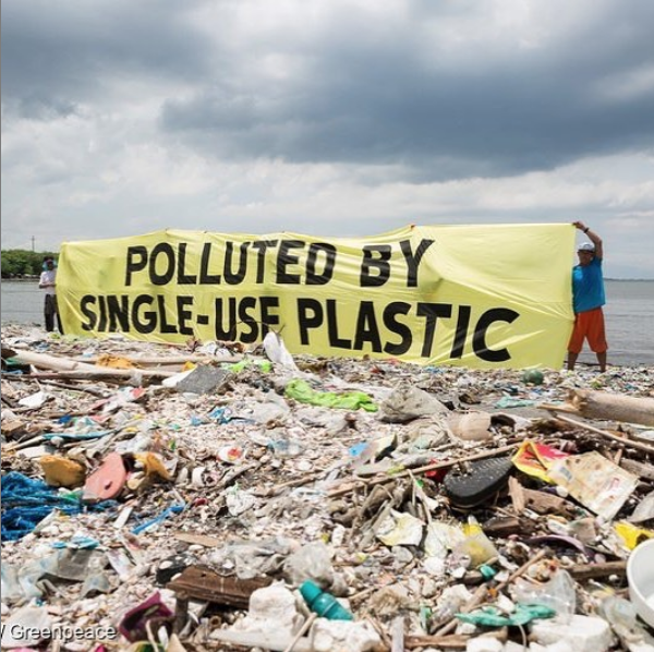 Low-value, single-use plastic is much more likely to end up in the environment.