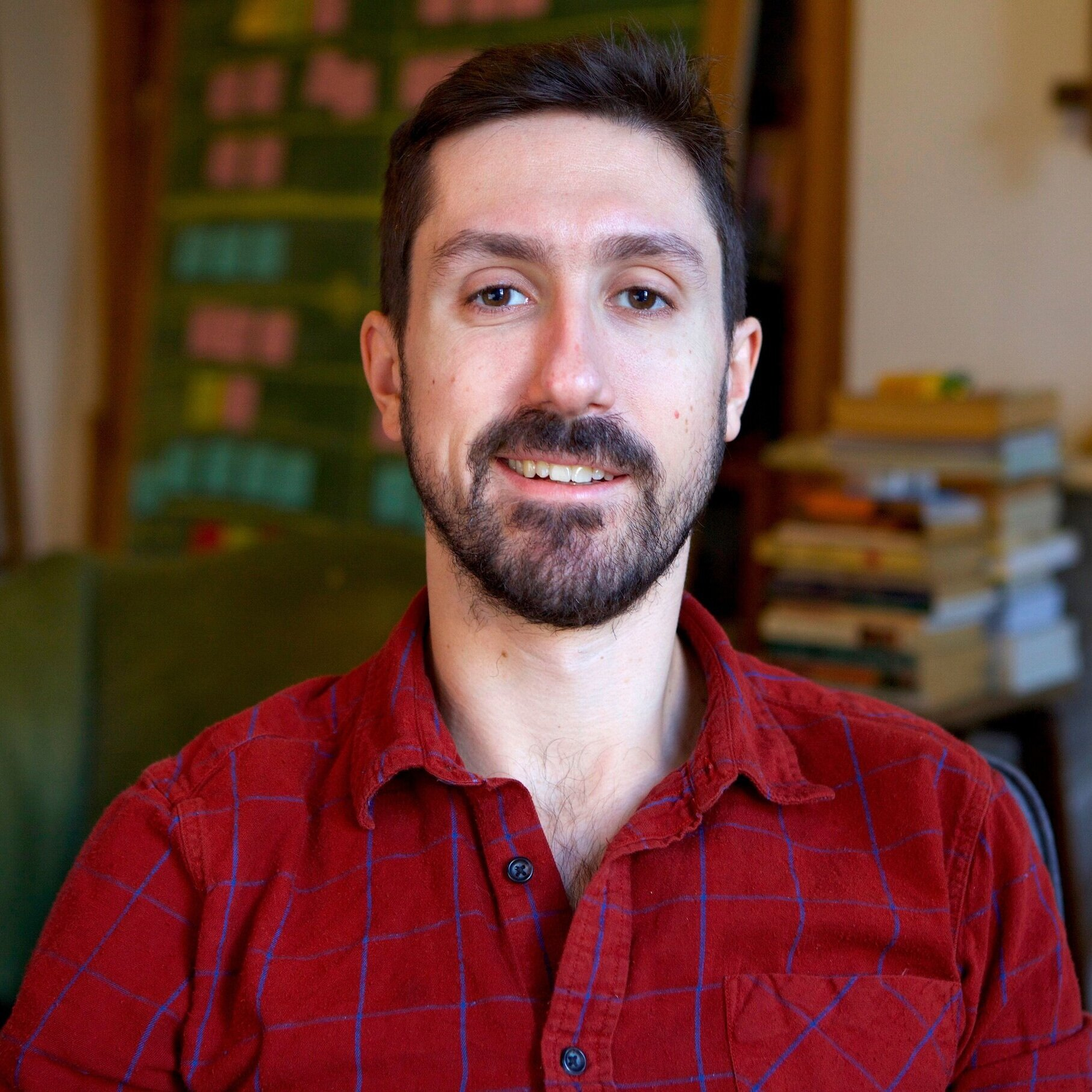 TONY HALE (WRITER/EDITOR)  is a documentary editor and filmmaker based in Brooklyn, NY. As a kid, Tony discovered a joy for editing while making music by recording percussion and mixing it with found sounds. Years later, while pursuing a Mathematics degree at Boston College and working at a media lab at Harvard University, he rediscovered that passion in film editing. Now, having worked as a documentary film editor since 2005, he continues to enjoy exploring the transformative process of editing as a way to bring the power of non-fiction stories to life. Tony's feature-length editing work includes award-winning documentaries A WILL FOR THE WOODS(2014, co-editor/co-director), CHARGED: The Eduardo Garcia Story (2017), and AFGHAN CYCLES (2018). In addition to winning awards at festivals such as Full Frame and Seattle International, his films have screened at Hot Docs, AFI DOCS, Mountainfilm, Camden, and many more; played nationally on PBS and Al Jazeera America; and been centered in educational and grassroots screening campaigns. His short film work includes several environmental justice and conservation documentaries, an Emmy-winning TV special, and films published by The New York Times and The New Yorker.