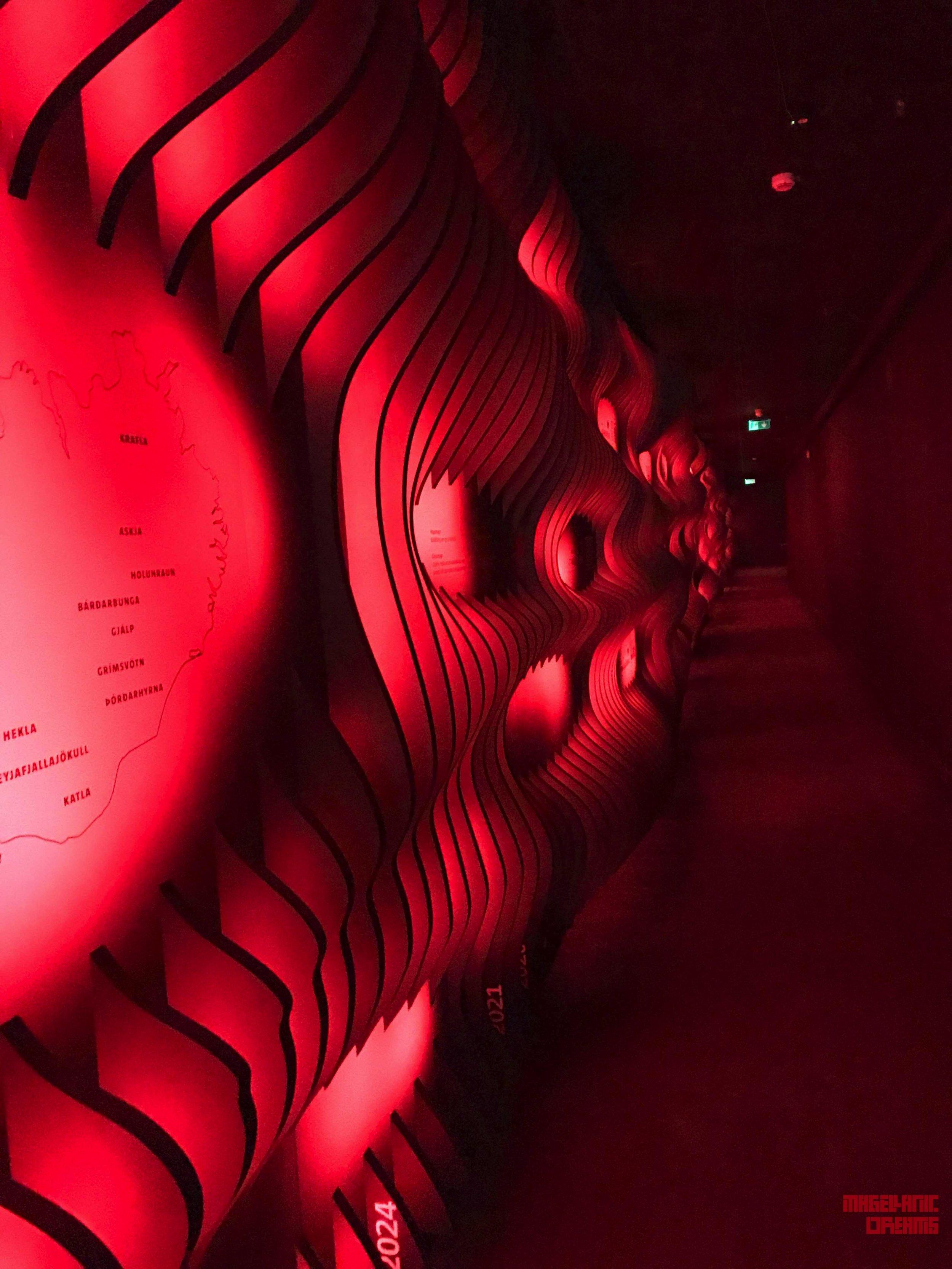 Lava Centre - Exhibition