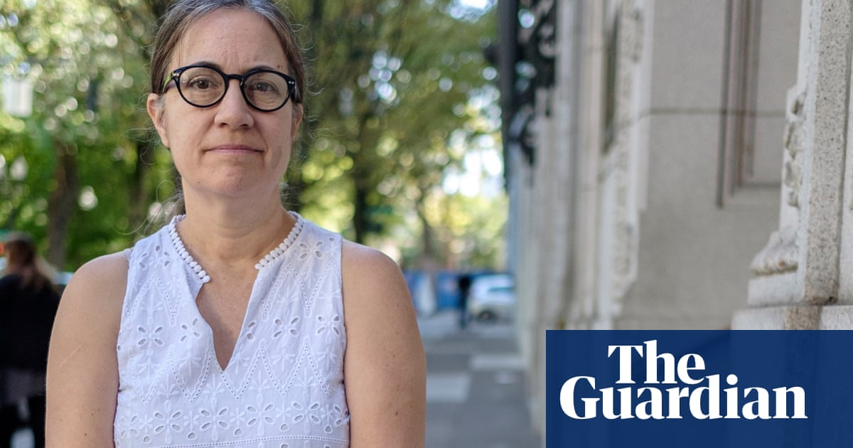 """The Guardian :  """"Woman says she was permanently disfigured by Portland police at protest"""""""