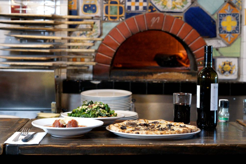 Il Bosco Pizza Wood Fired Pizza Scottsdale