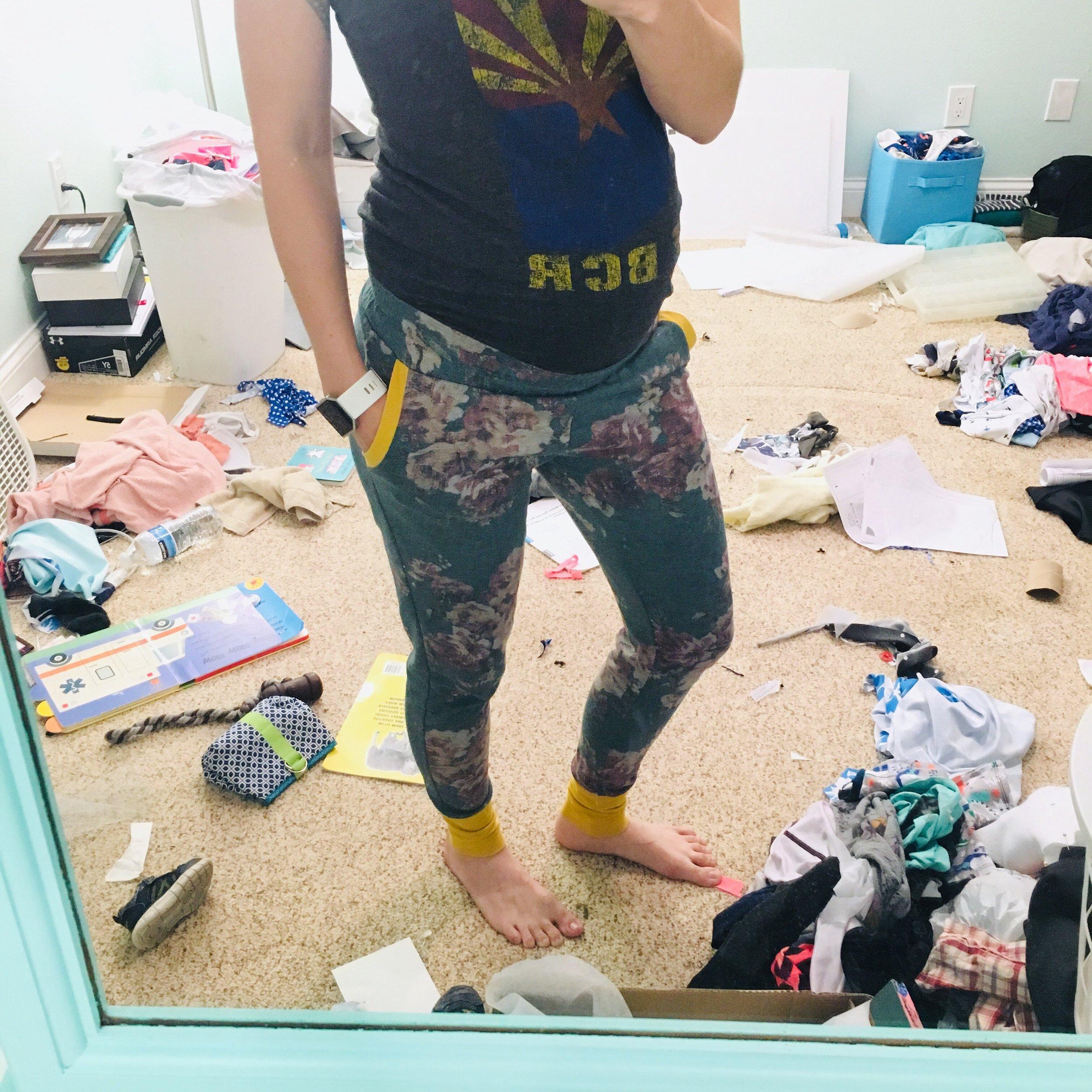 May 4 - Hudson Pants