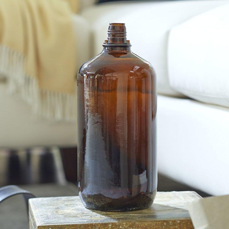 Birch Lane - Amber Apothecary Bottle