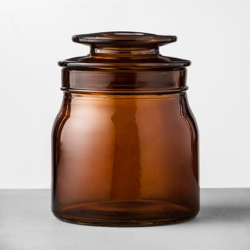 Hearth & Hand - Amber Bath Canister