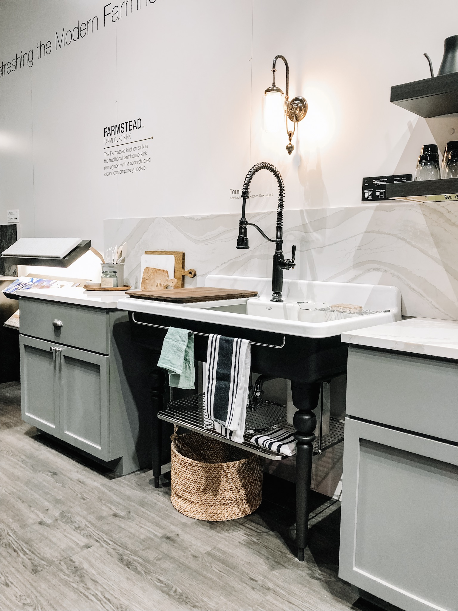The Top 5 Kitchen and Bath Trends for 2019 - And How To Get Them On a Budget