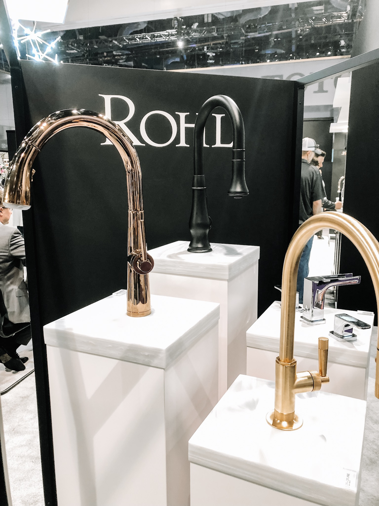 The Top 5 Kitchen and Bath Trends for 2019 and How To Get Them On a Budget - Rose Gold and Copper Faucets