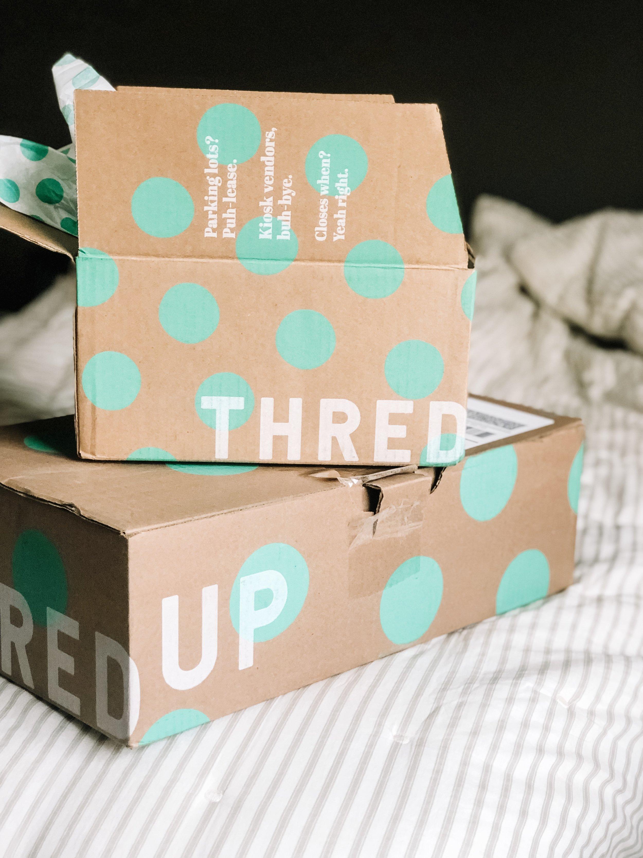 ThredUP Online Shopping Tips