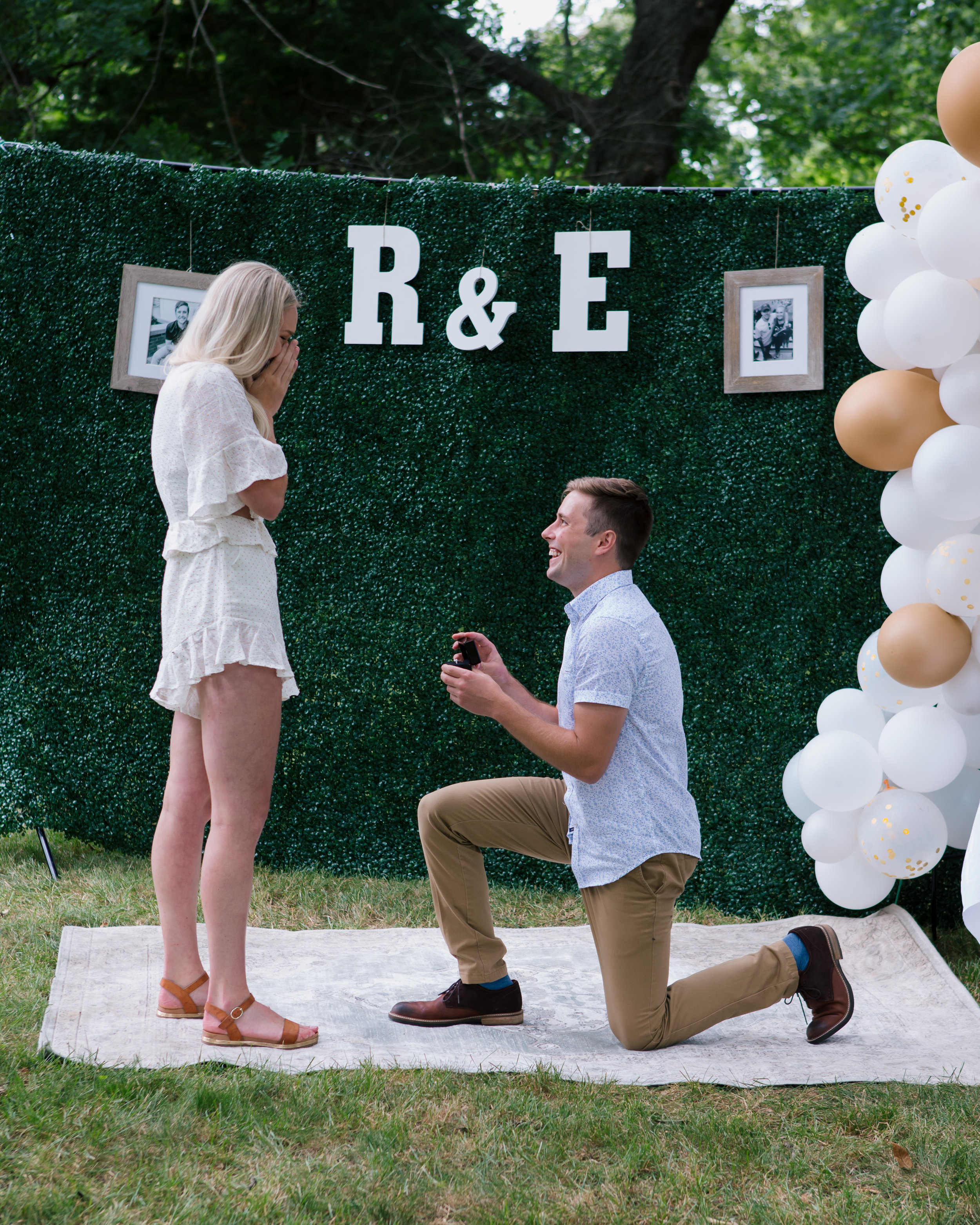 Our Engagement Story Proposal
