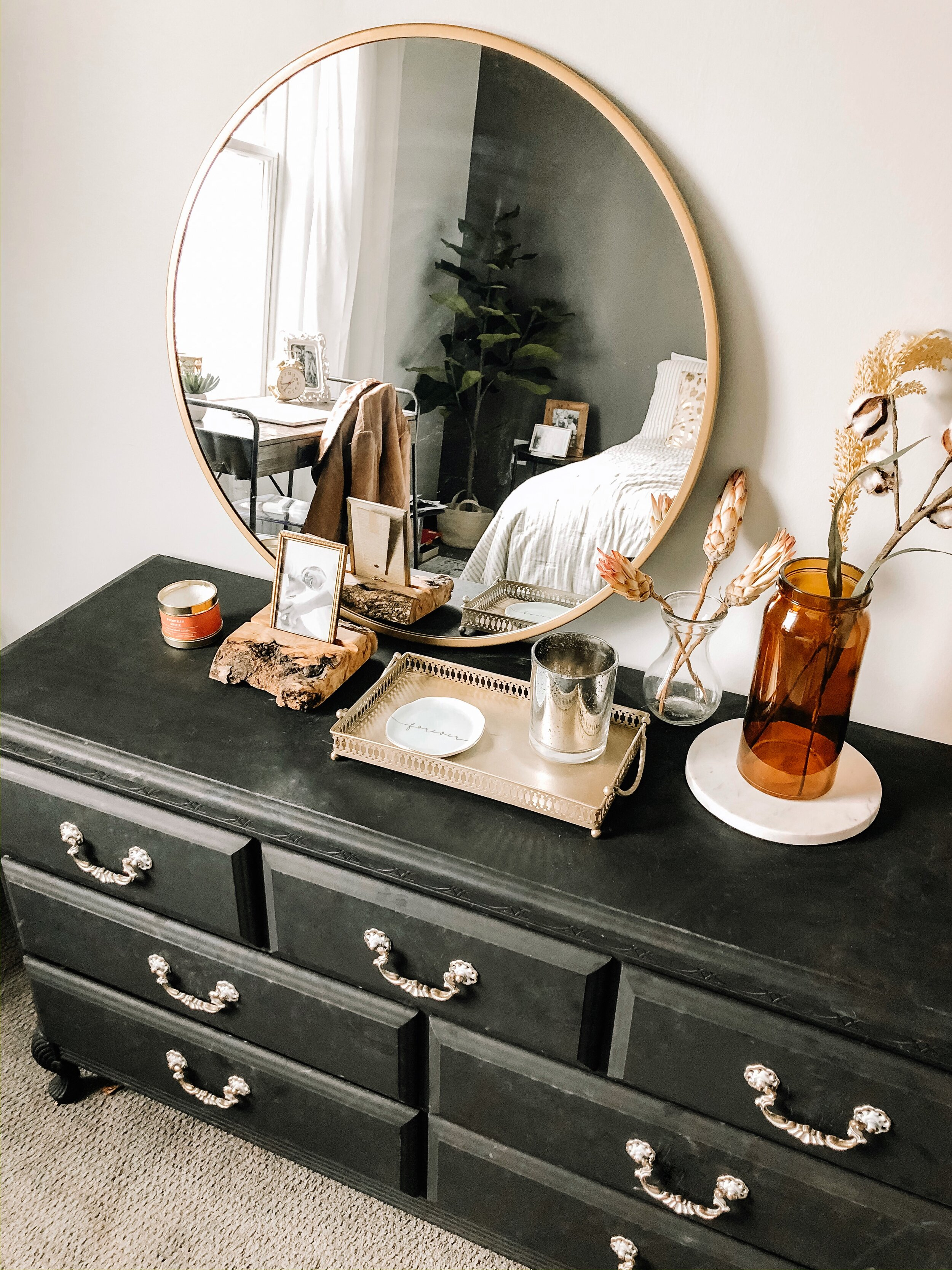 How To Style A Dresser — Delaney Lane