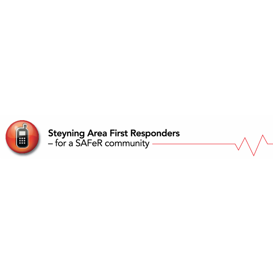 Steyning First Aid Responders - West Sussex, UKSelf-Funded Community Scheme, Donations by Eve Chalcraftsafersteyning.org.uk