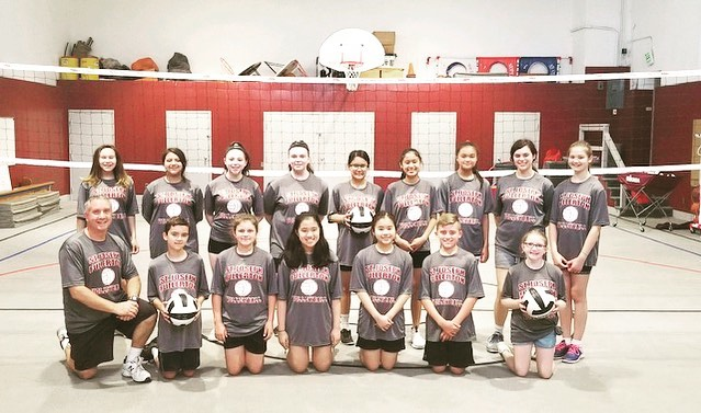 Congratulations to all of our athletes and thank you to Coach Bill Murray for leading our St. Joe's Volleyball Clinic this spring. We wish our middles-choolers well this summer & are excited for our participation in the fall league. Well done everyone! 🏐