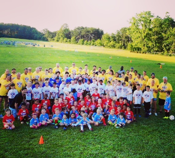 Last day of another great St. Joe's Summer Soccer Clinic. Thank you to everyone who volunteered and participated to make this event so special as always!