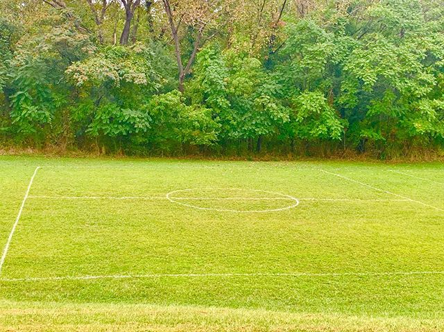 A lot of effort goes into getting ready for every game day. Part of that is the field lining, which is a big task that gets done every week by our coaches and volunteers. A big thanks to Team Dad Sean Carberry for lining our U6 lower fields after the Team photos were completed last night. Thanks Sean!