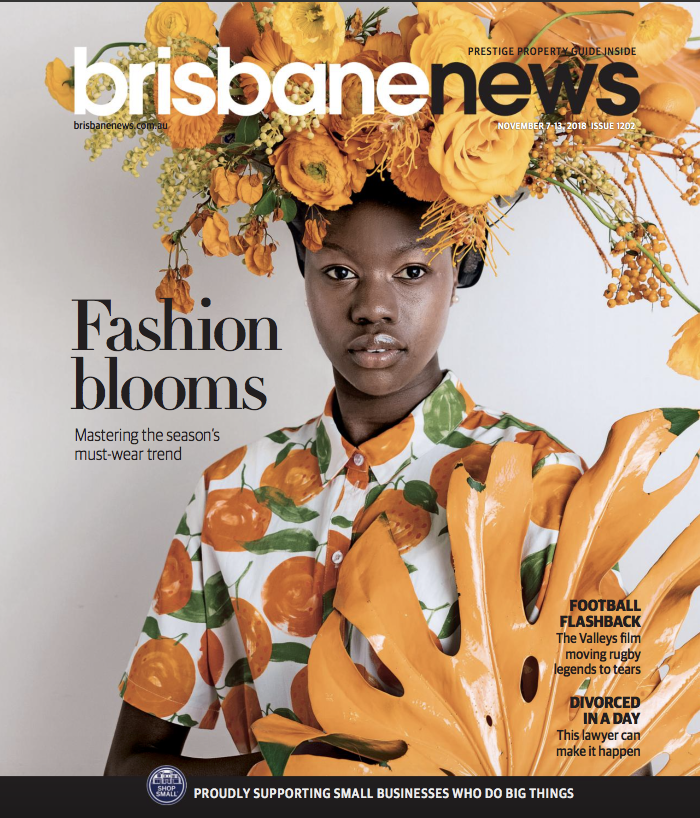 Check out our feature in Brisbane News November 2018 here. -