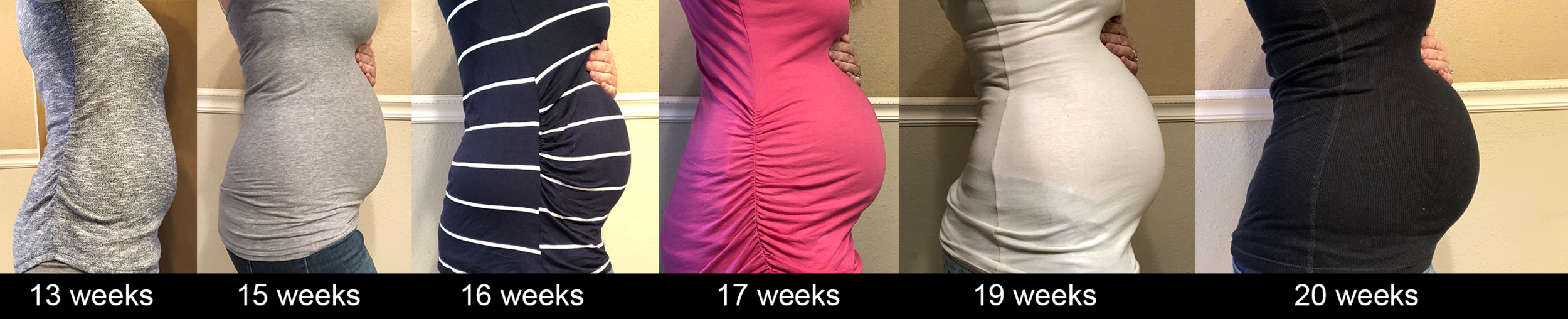 My growing belly