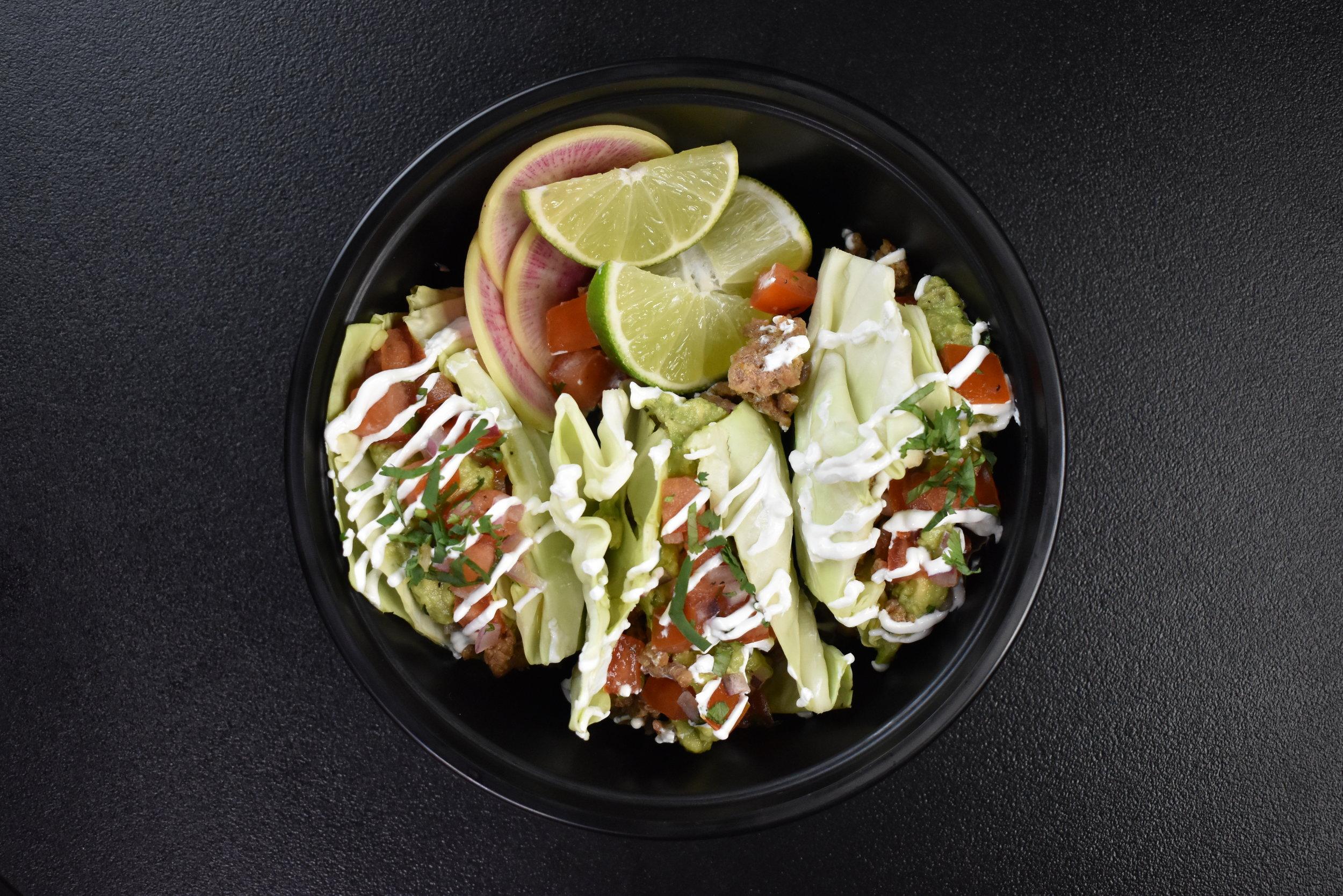 Turkey Tacos -