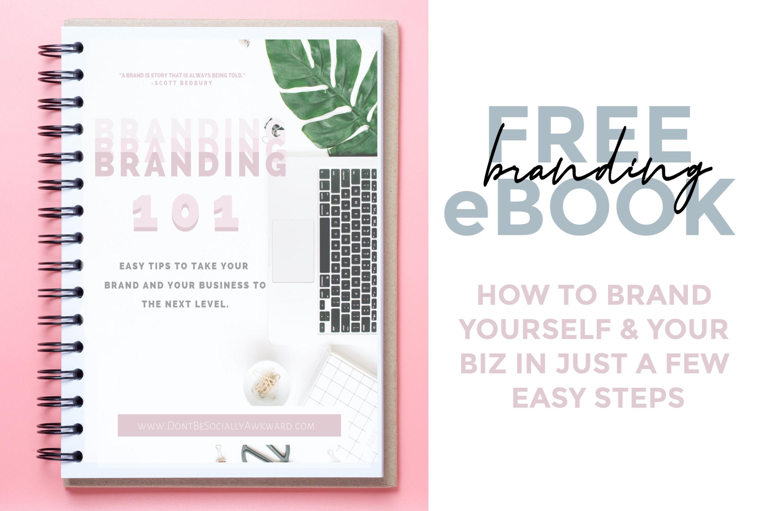 Free Branding eBook