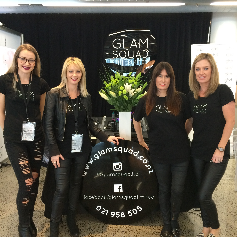 Glam Squad Wedding Makeup NZ
