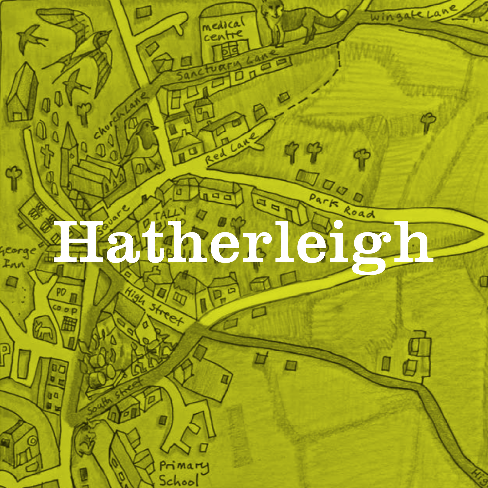 Beaford, Community Trails, Hatherleigh