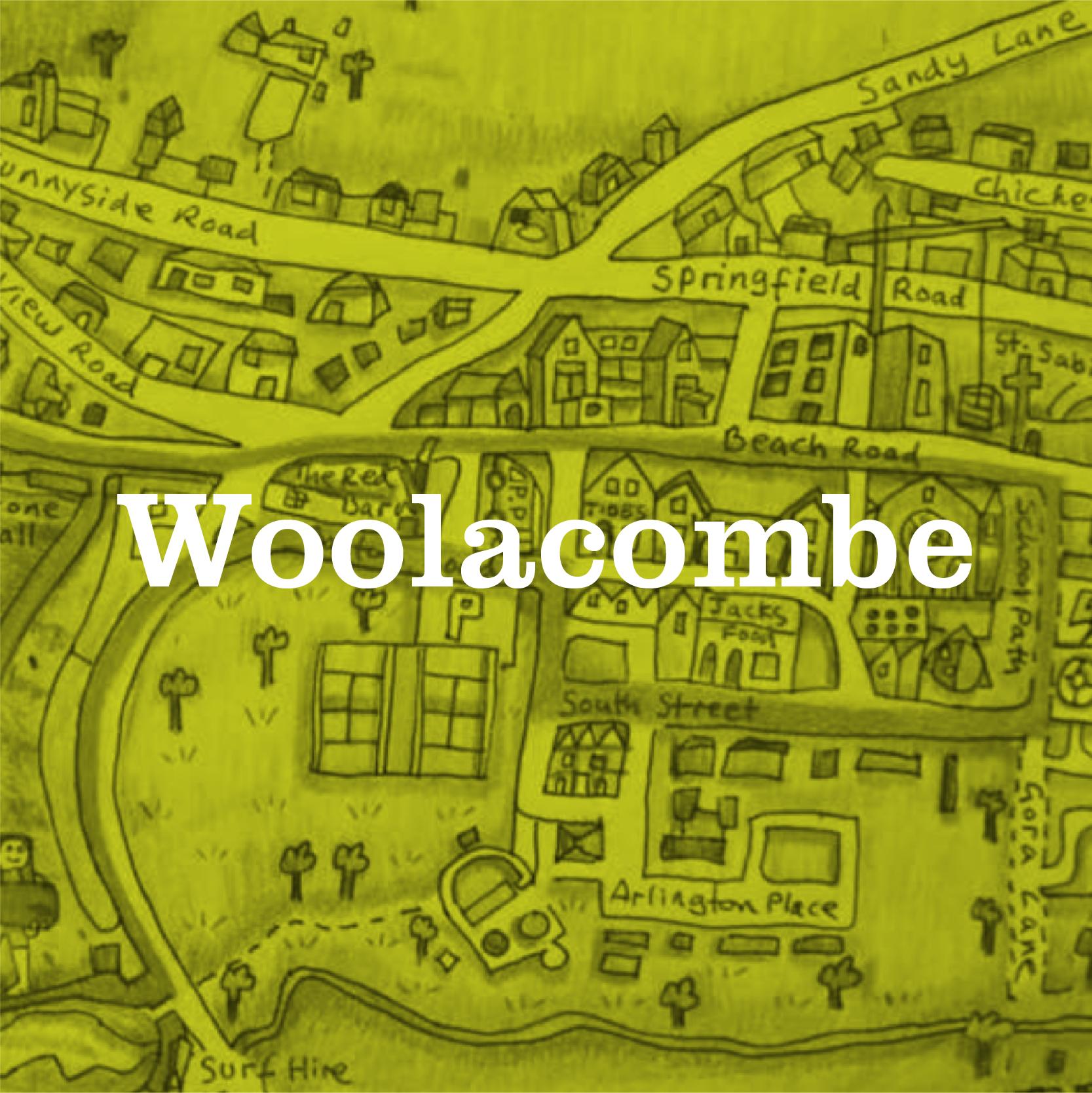 Beaford, Community Trails, Woolacombe