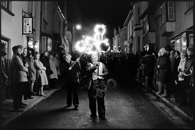 Carnival, Hatherleigh, 7 November 1979