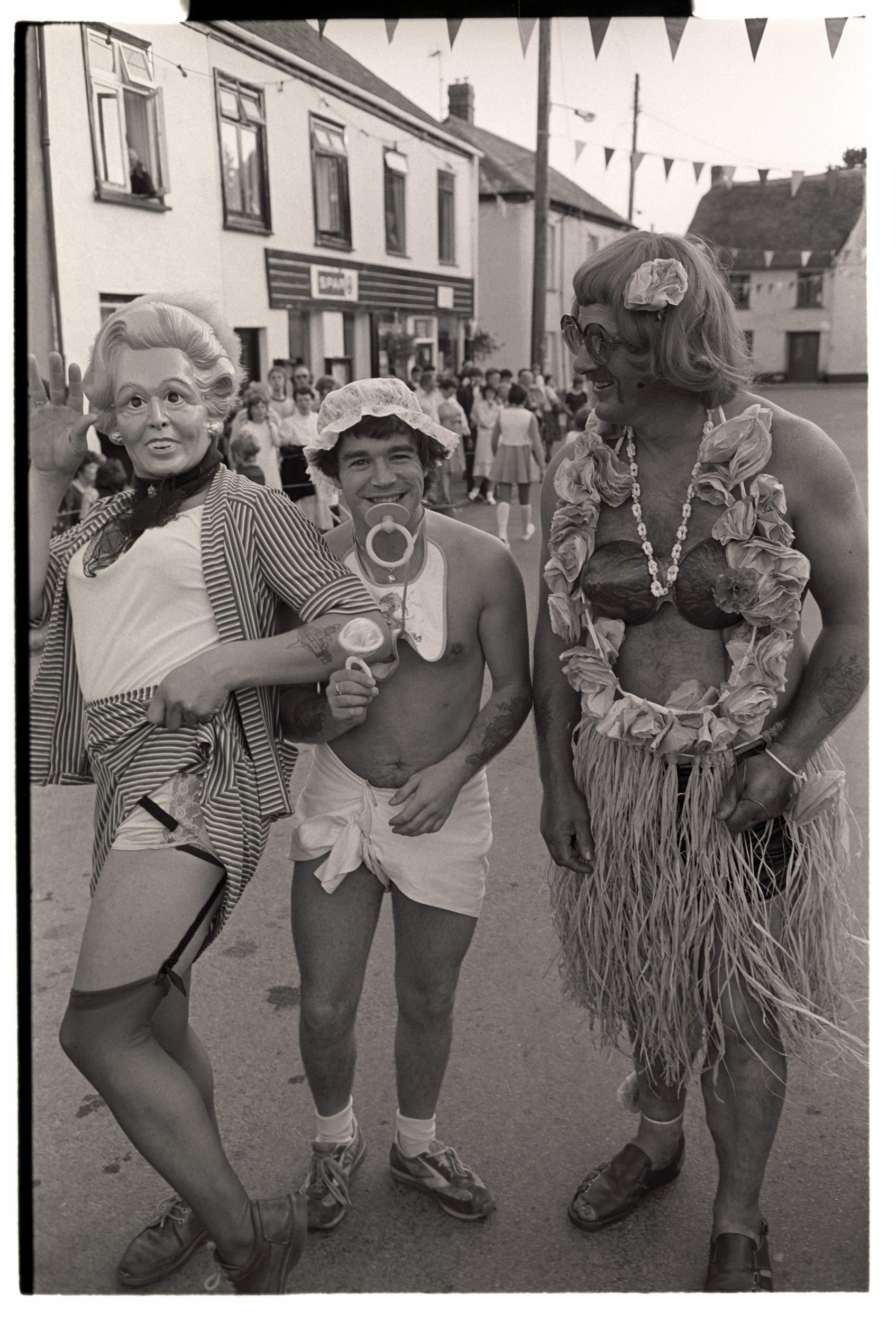 Winkleigh, July 1982