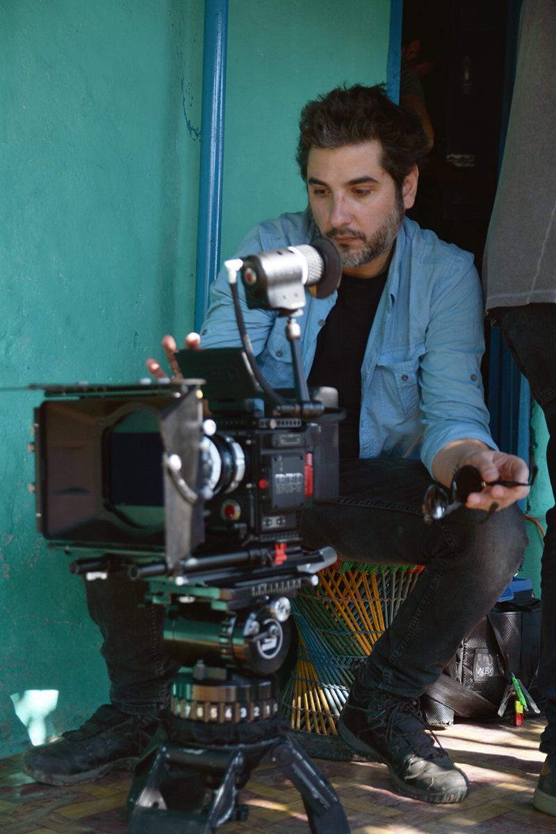 Alexandre Dantas - 1st Assistant Camera (Portugal)
