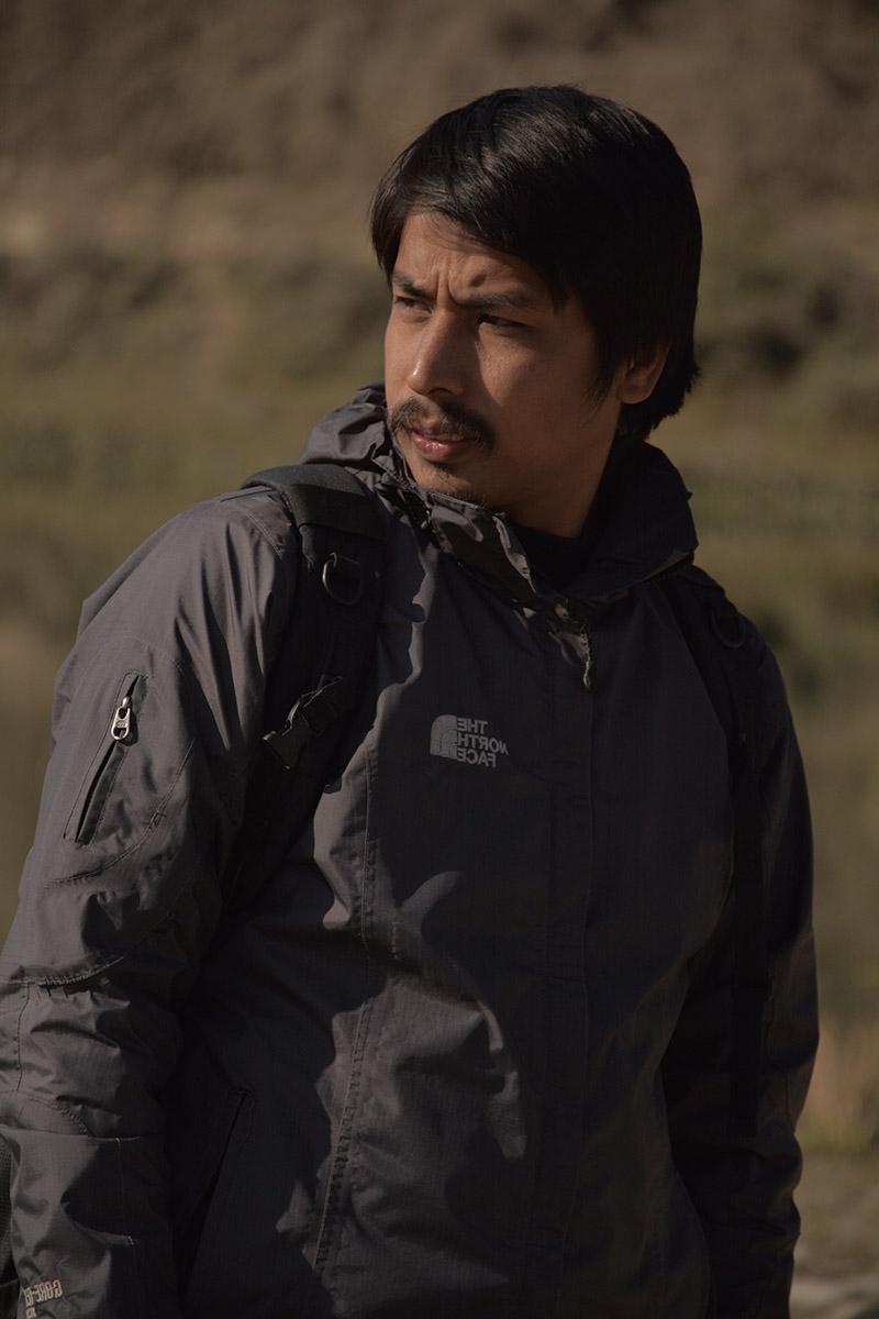 Ghanashyam Shresthra - Art Director (Nepal)