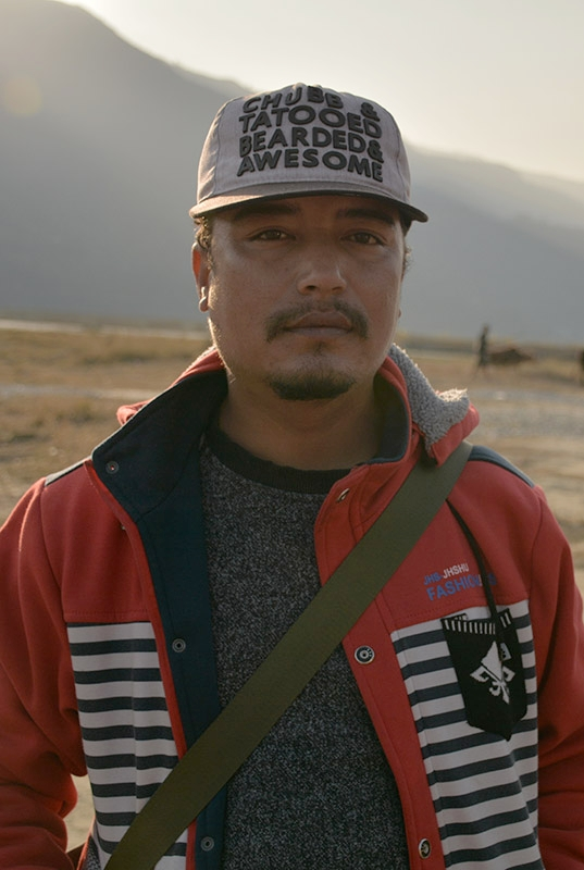 Saroj Budhathoki - Make-up (Nepal)
