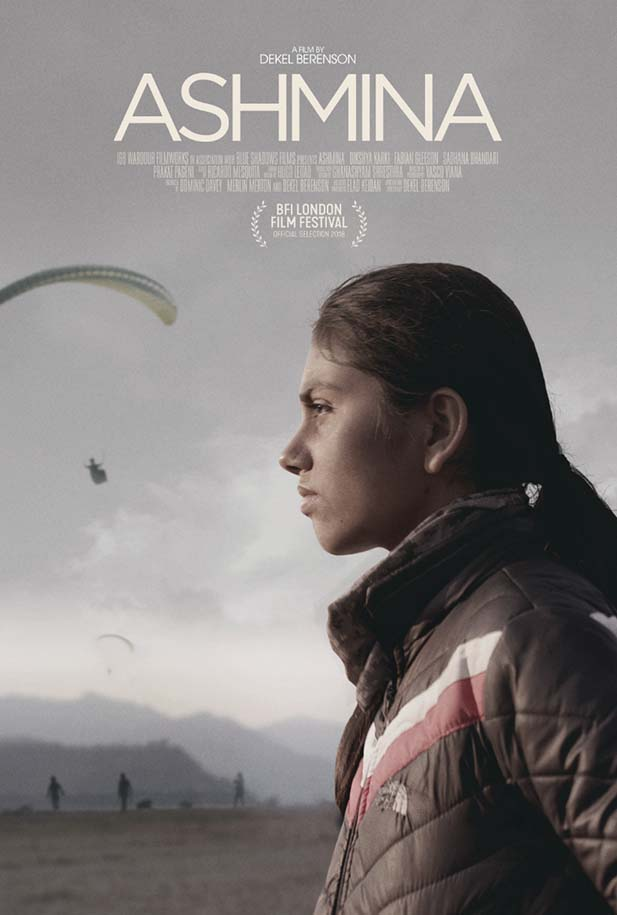 Ashmina Poster - Dir. Dekel Berenson