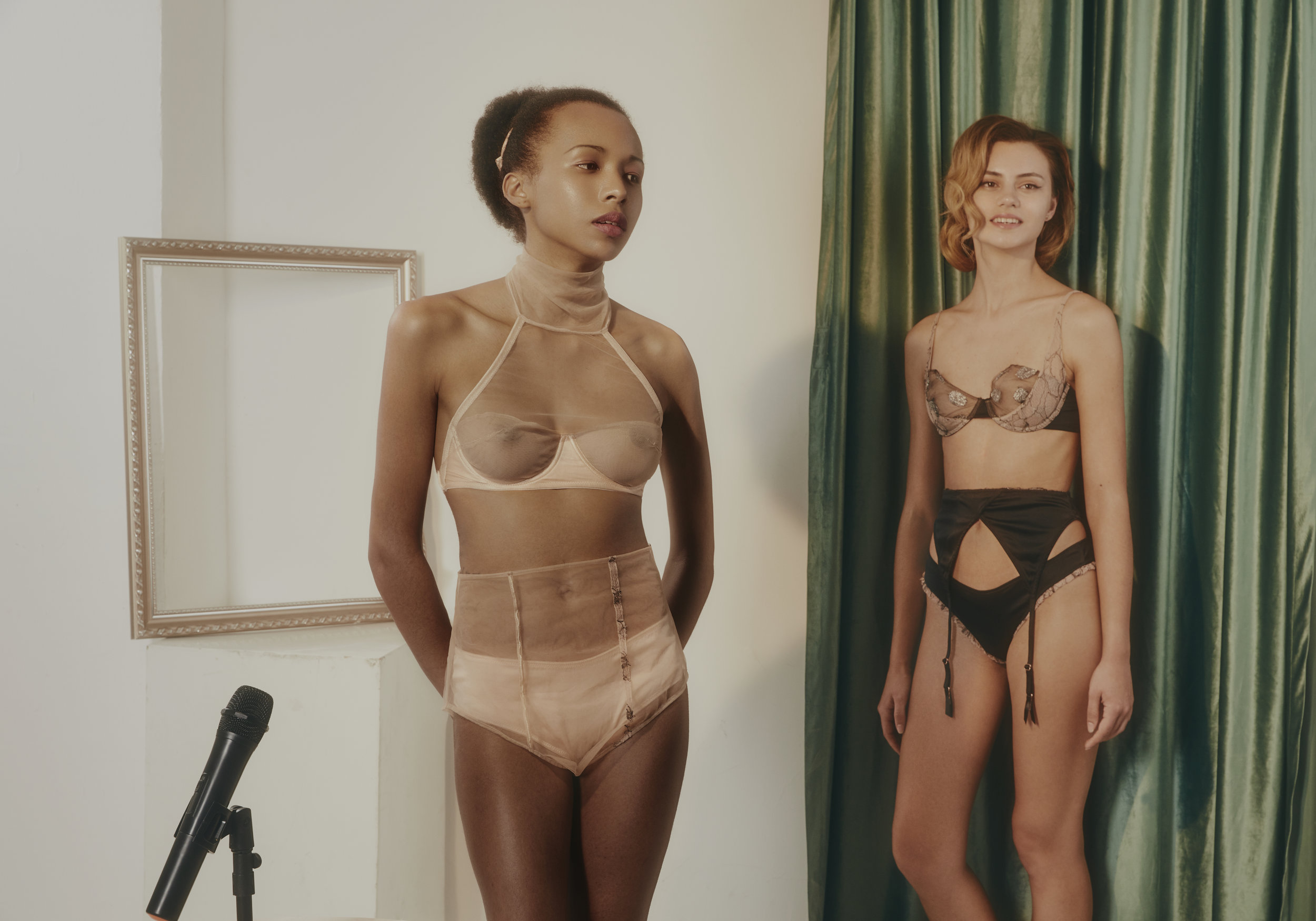 2018A/W DIANA - LINGERIE COLLECTION