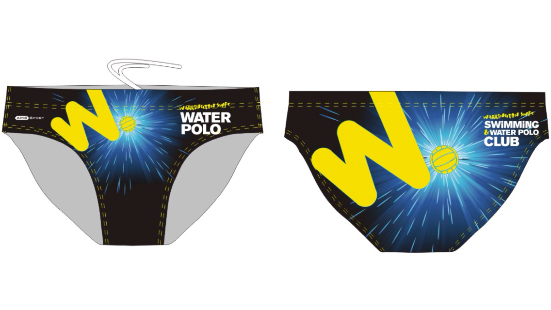 Water Polo Male Costume