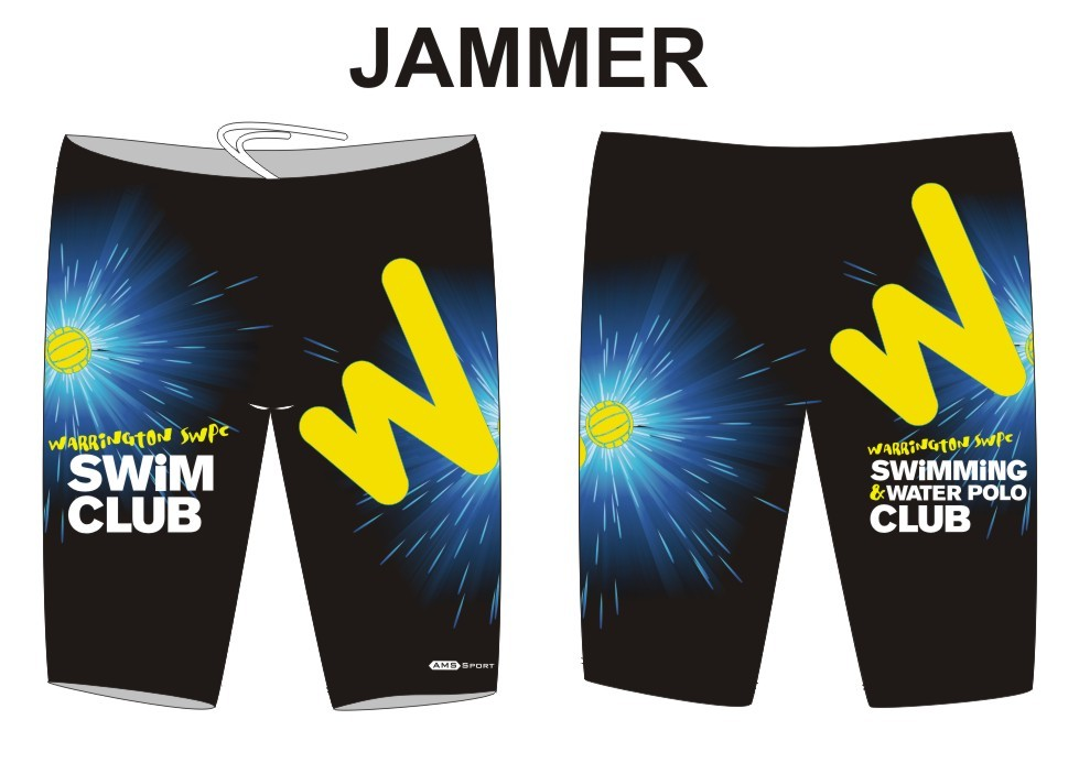 Swimming Male Costume (Jammer)