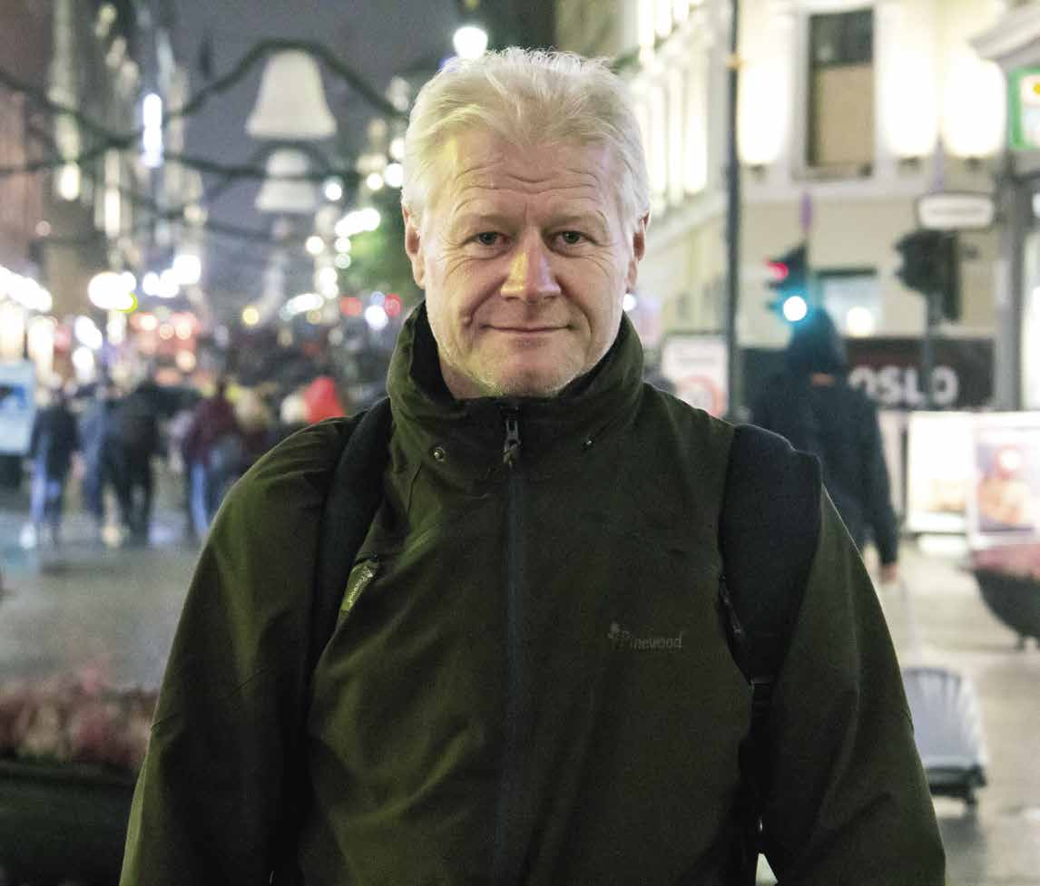 POSITIVE ENDRINGER : Professor Halvard Vike ved fakultet for helse- og sosialvitenskap ved Universitetet i Sørøst-Norge har skrevet flere bøker om velferdsstaten, særlig skrevet om kommunens rolle i å danne legitimitet for offentlig sektor spesielt og demokratiet generelt. (Foto: Alf Tore Bergsli)