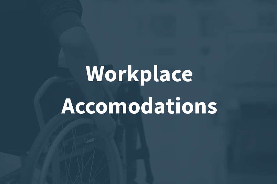 - Workplace Accommodation; the application of this information will make you a valuable resource for any worker, employer, and union, in any work environment, in any country. Will stakeholders appreciate your knowledge and understanding? Absolutely. You will be able to flag for them potential physical, cognitive and mental health risks in the workplace and...