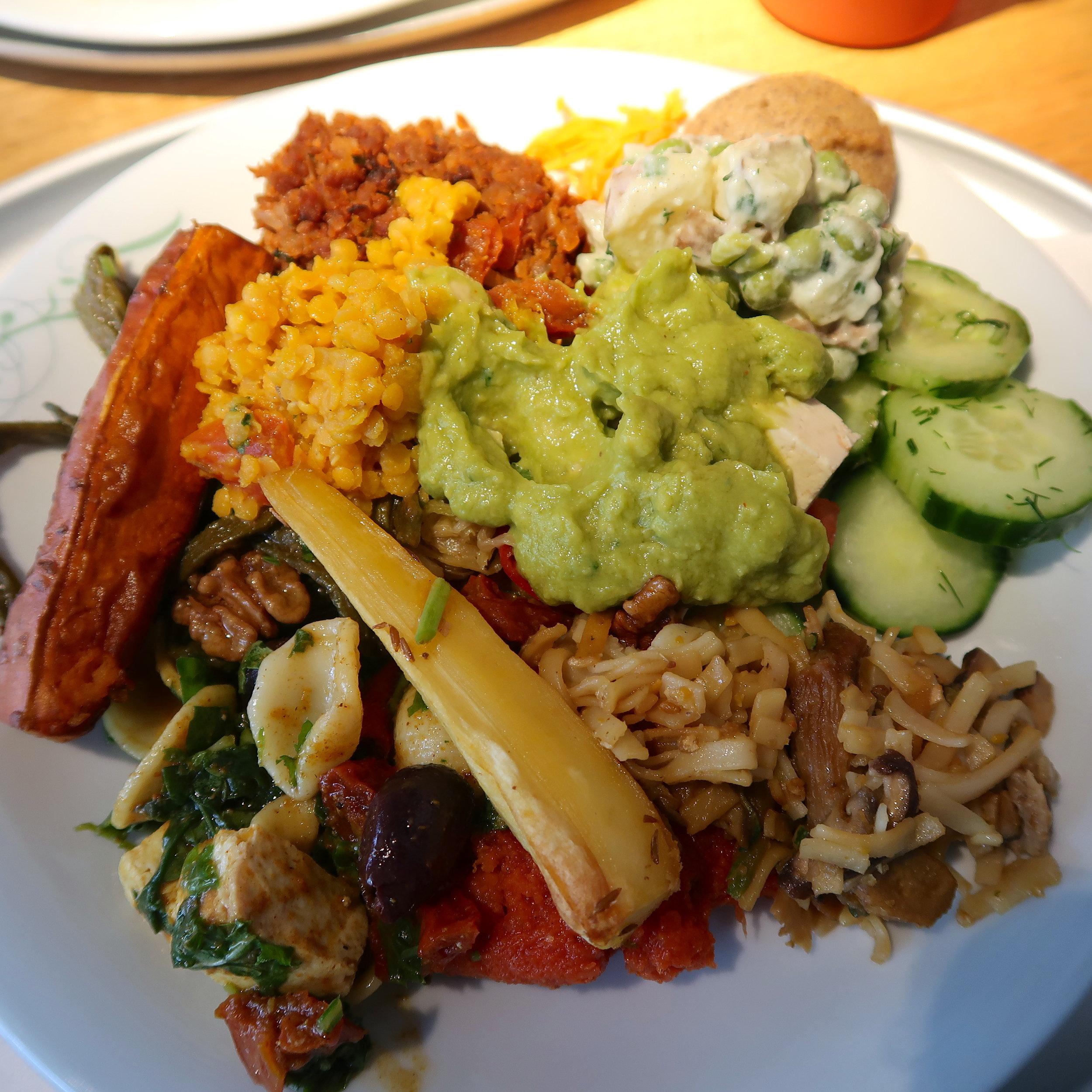 Vegan - Vegetarian -