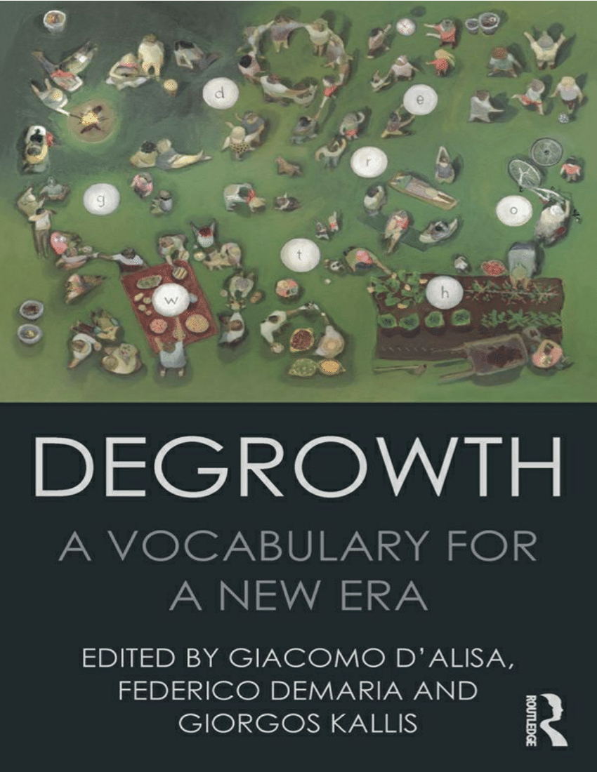 Suggested Readings - Article Topics: Degrowing Our Way to Genuine Progress - From Austerity to Dépense - Teaching Limits to Enhance Creativity - Degrowth: Culture, Power, and Change - The Incipient Degrowth Movement in the USreadings available here