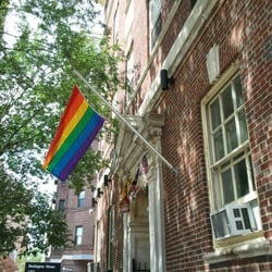 The William Way LGBT Center located on Spruce Street, Philadelphia.
