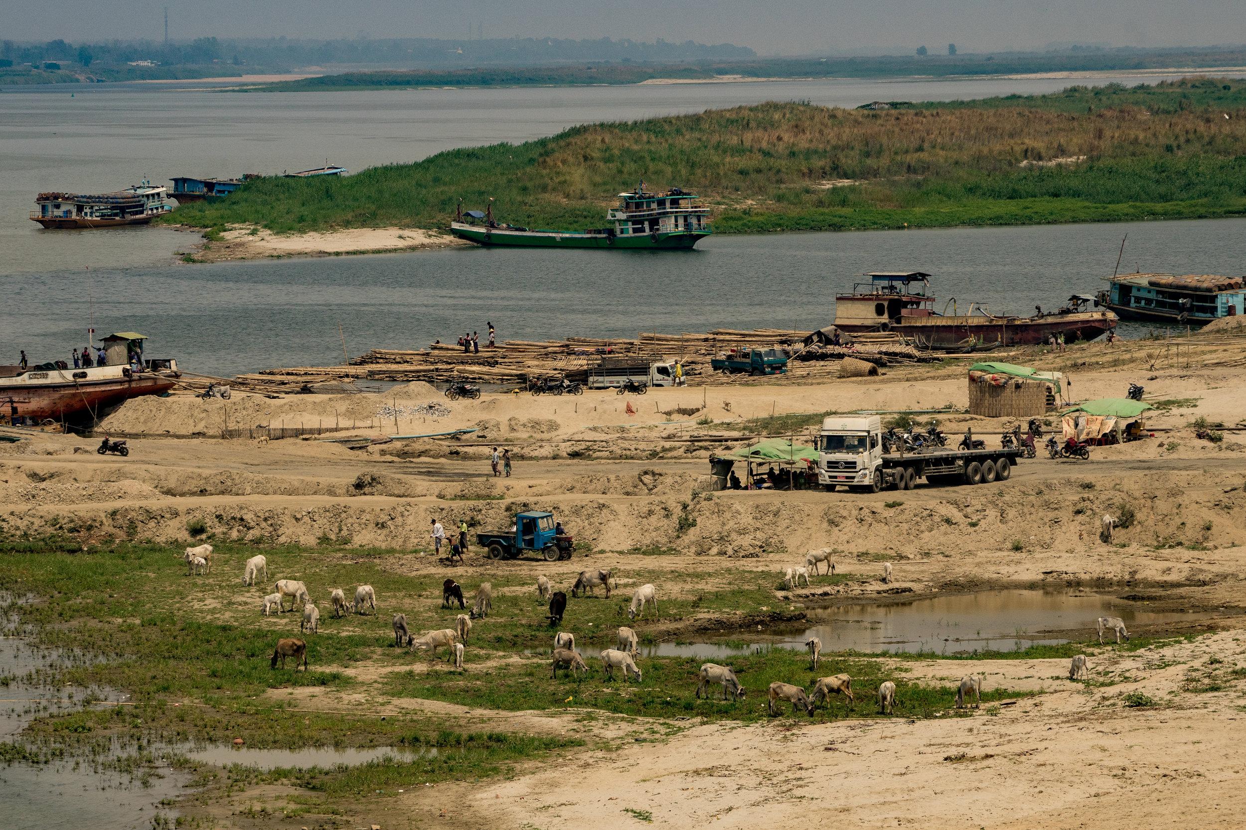 Harbor - Mandalay