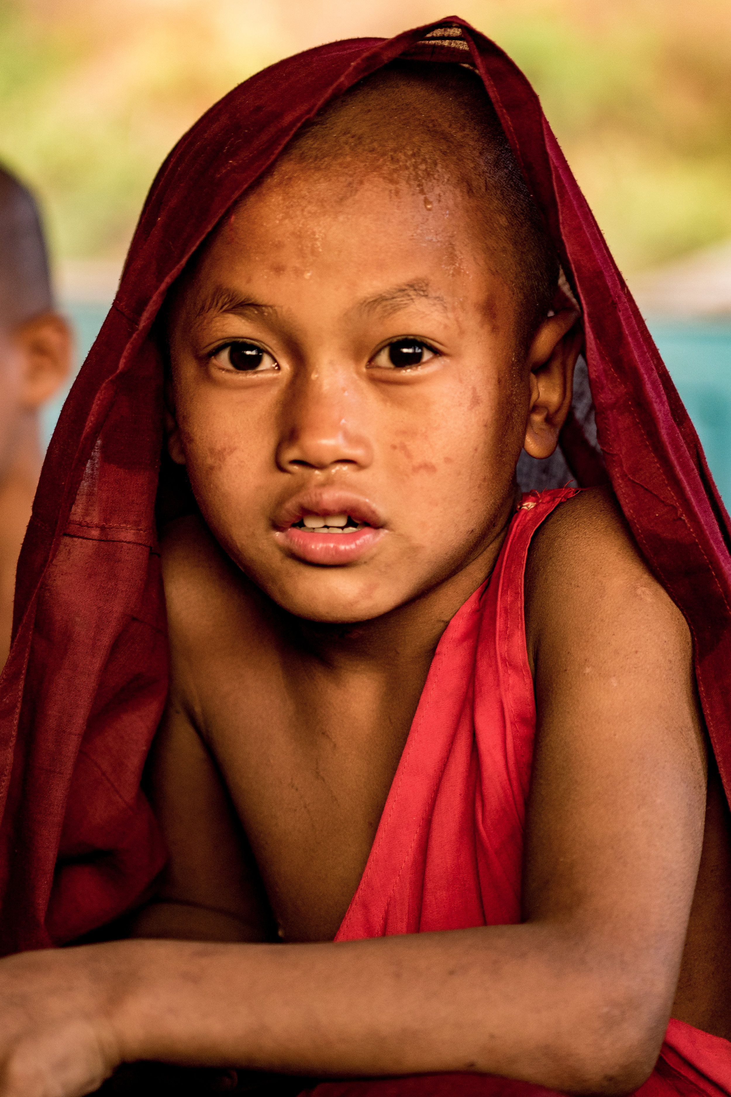 Young Monk - Kalaw